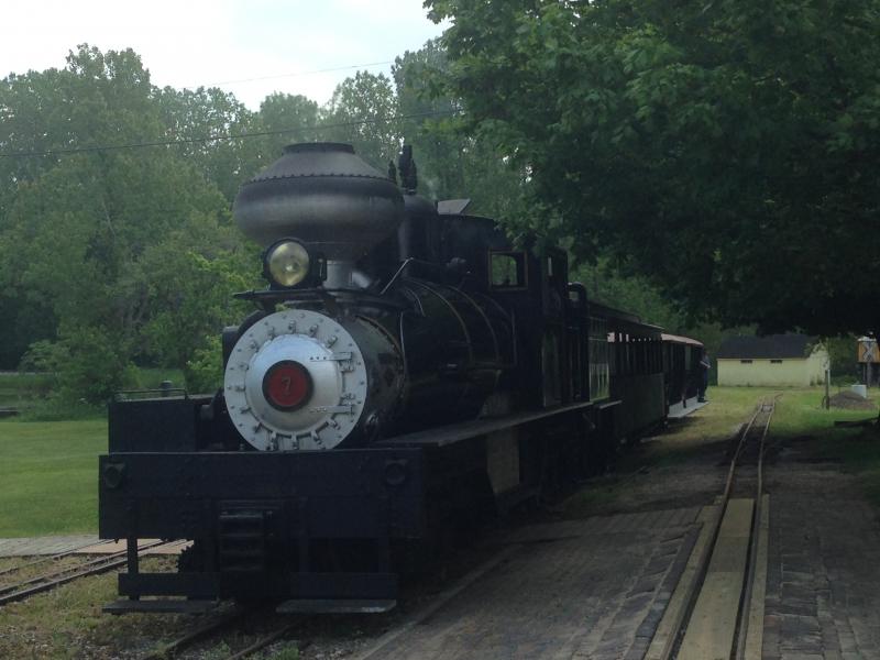 Hesston Steam Musuem Train Laporte Indiana Familyfun