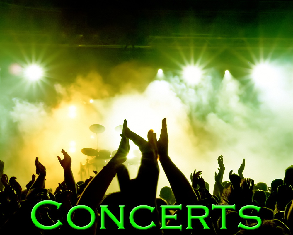 Concerts in Valparaiso, IN