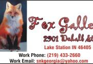 fox art gallery