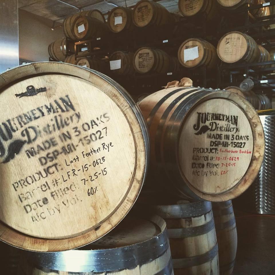 journeymen distillery photos