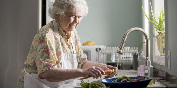 home improvement for seniors living at home