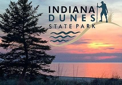 indiana dunes state park logo
