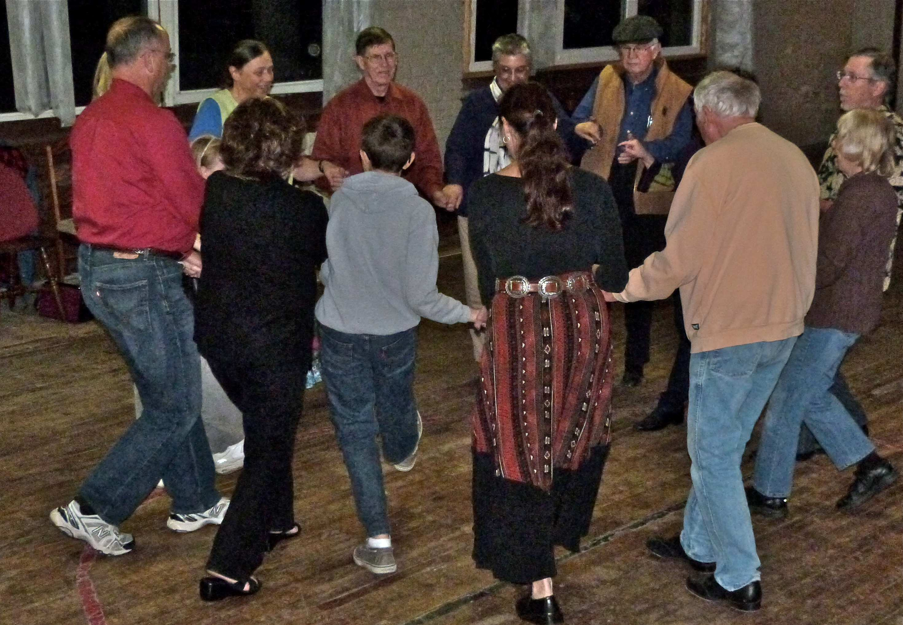 old time dance valparaiso indiana