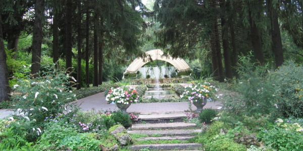 Friendship Botanic Gardens Michigan City