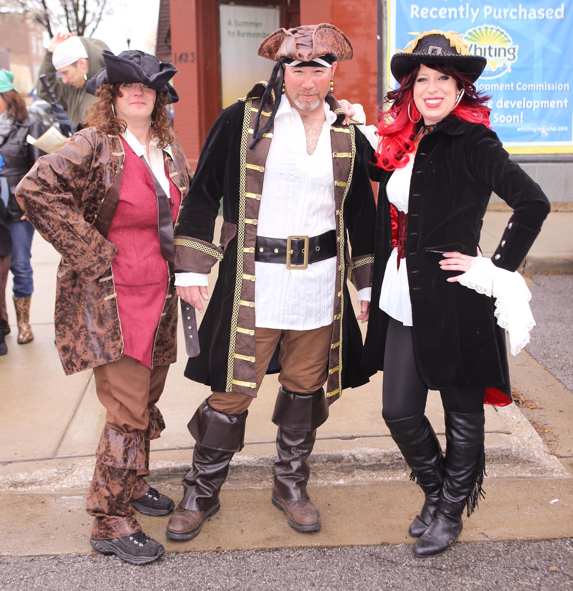 craft beer pub crawl party like a pirate