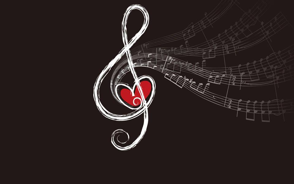music with a heart