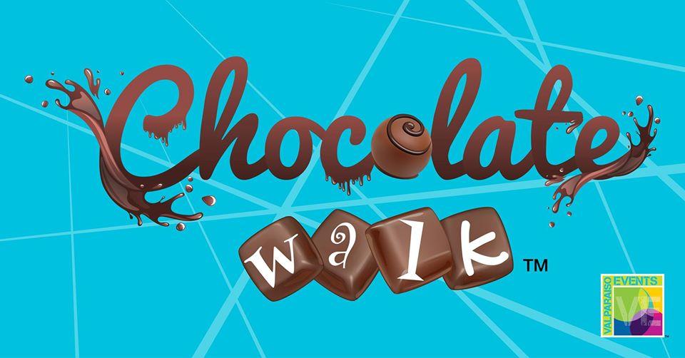 valparaiso indiana chocolate walk