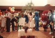 costume smurf bunny kermit raison