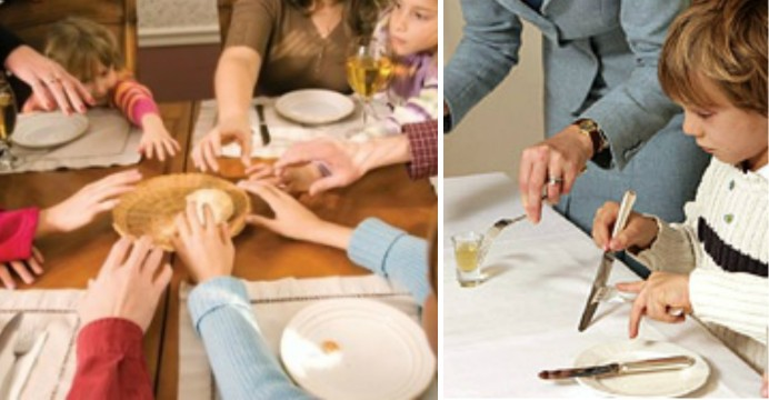 learn table manners highland indiana
