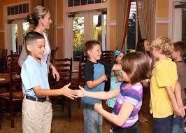 teach child etiquette highland indiana