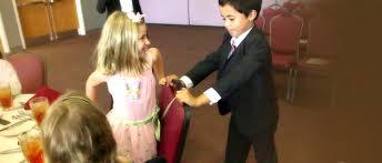teaching child etiquette lincoln center