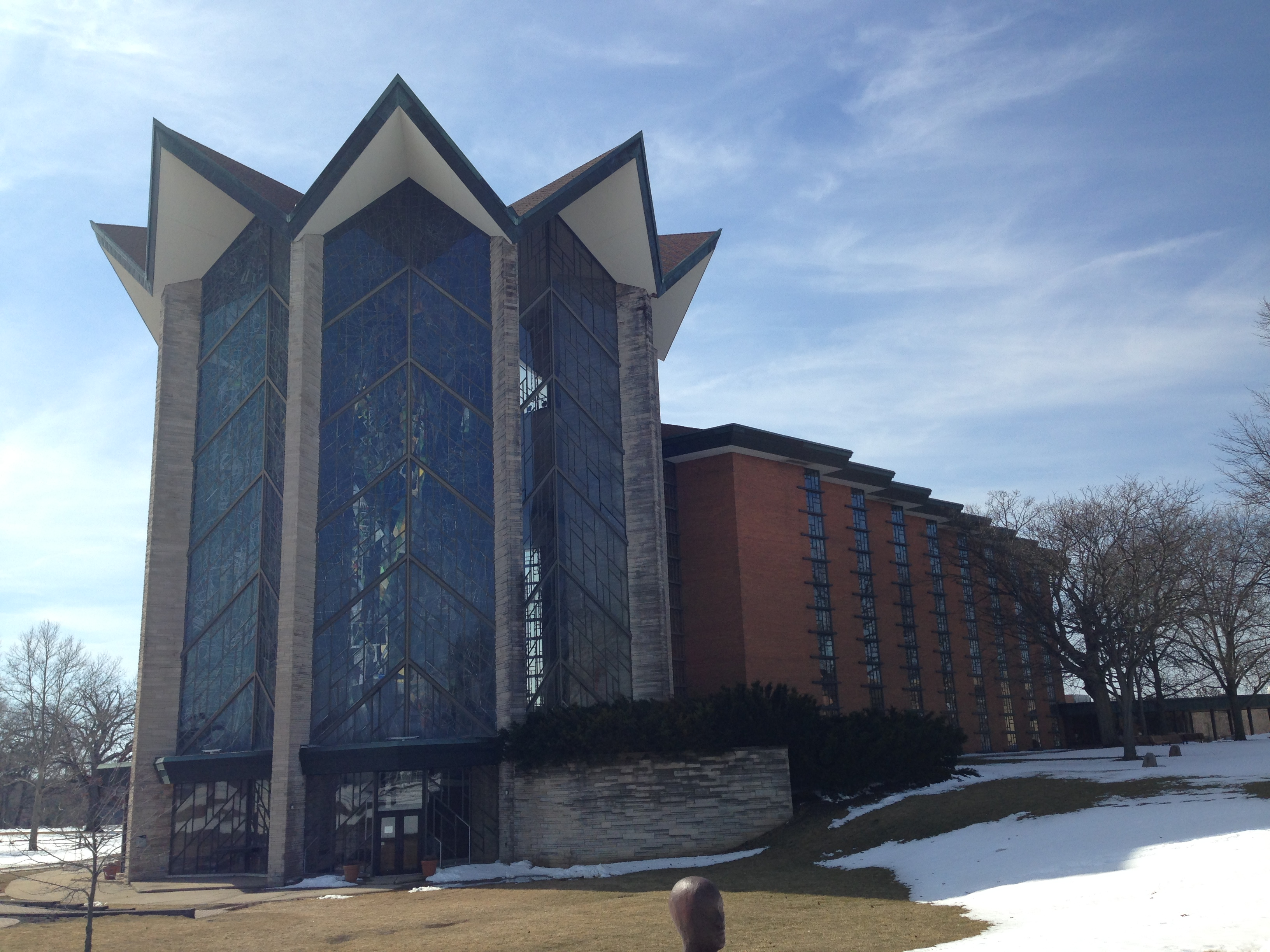 Valparaiso University Chapel Of Resurrection