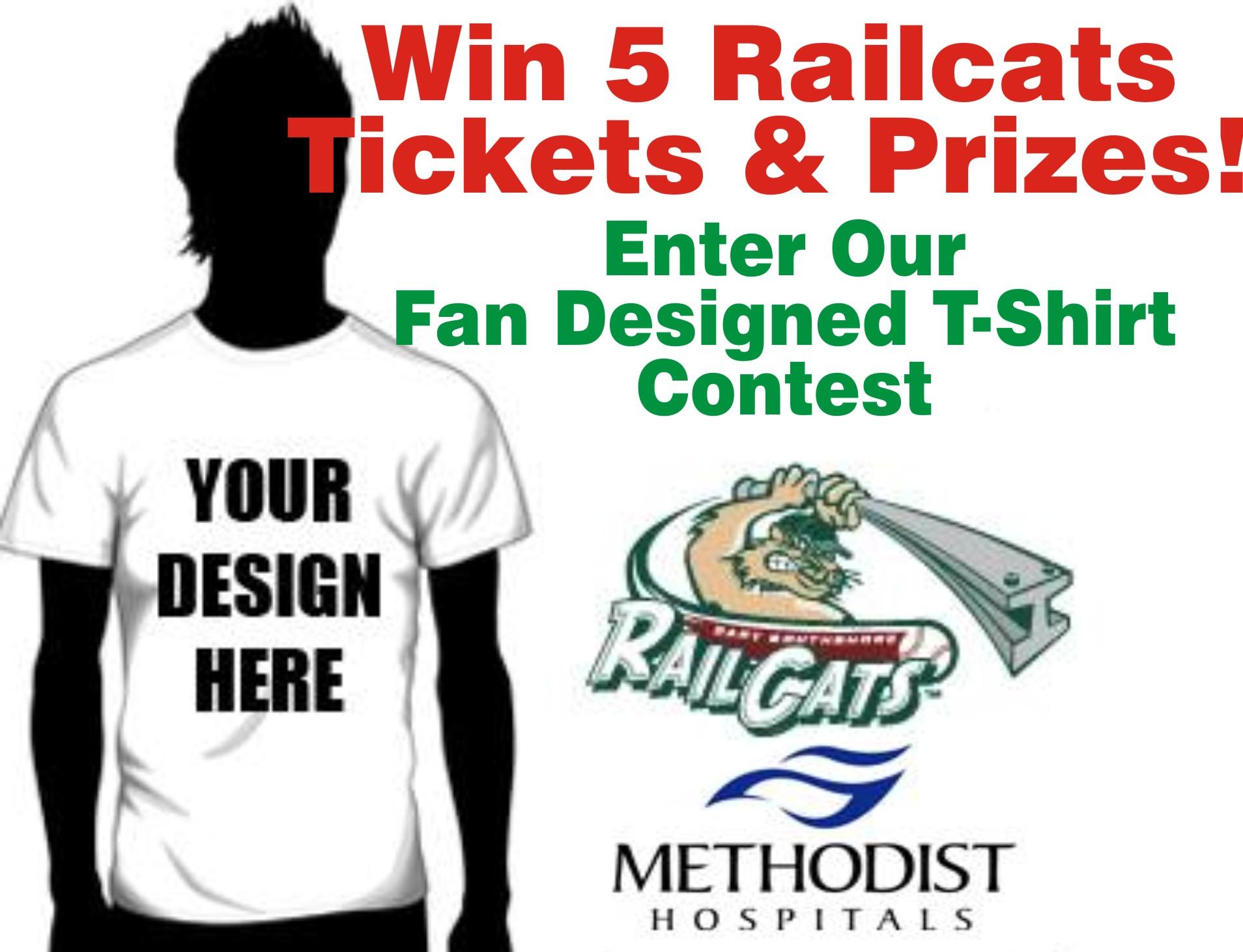 Methodist Hospitals Gary Railcats contest