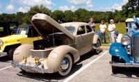 Michigana Antique Automobile Club Cruise Night