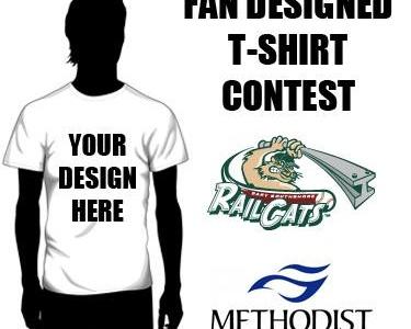 gary southshore railcats t shirt contest