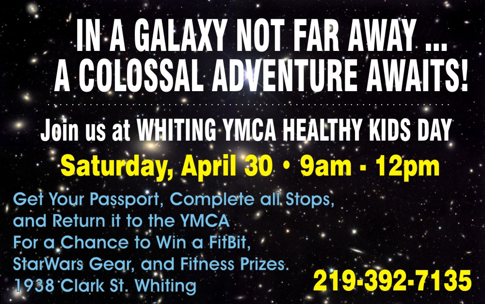 healthy kids day at whiting ymca
