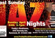 jazz shows Hammond Indiana sq