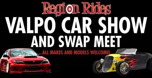 Valpo Car Show, Swap Meet & Motorcycle Show - PanoramaNOW