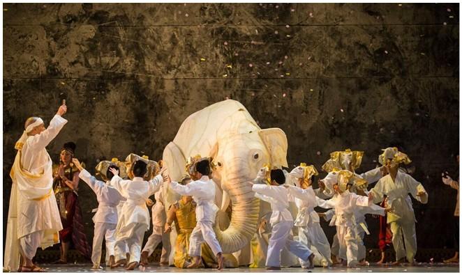 Lyric TheKingI elephant