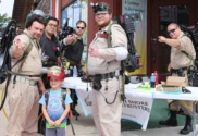 Super hero day ghost busters 1