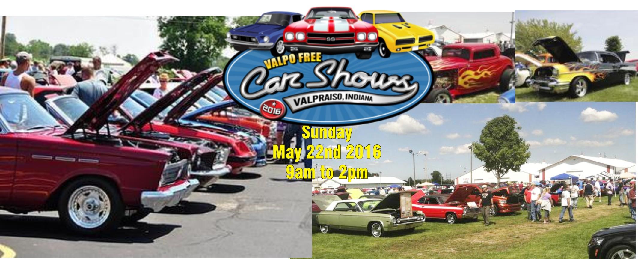 Car Show Munster Indiana