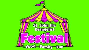 st. john the evangelist festival
