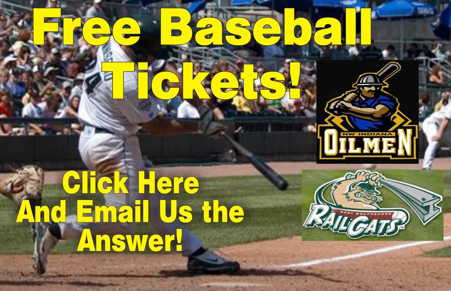win free baseball tickets railcats oilmen