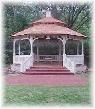 Heritage park gazebo munster indiana