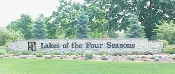 Lakes of the Four seasons crown point indiana