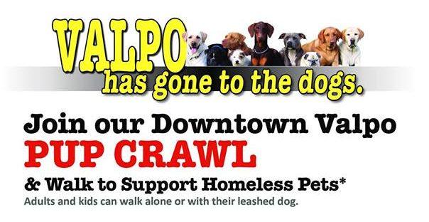 lakeshore paws pup crawl downtown valparaiso indiana 1 e1555534757592