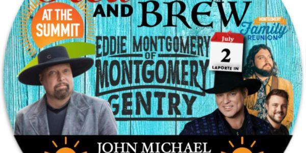 red white and brew festival eddie montgomery gentryjpg