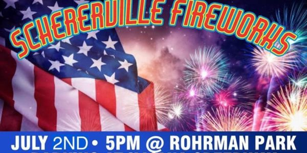 schererville indiana july 4th celebrations 2021 fireworks