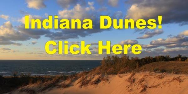 Indiana Dunes Lakeshore Lake Michigan Chesterton Michigan City
