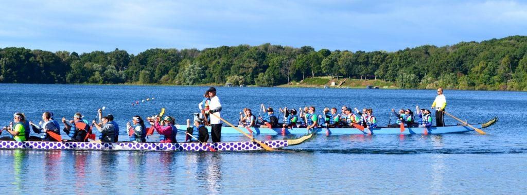 Dragon Boat Races Stone Lake Laporte Indiana