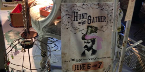 hunt and gather market crown point antiques