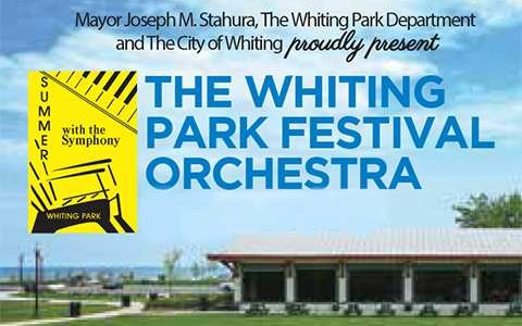 whiting indiana symphony orchestra concert in the park
