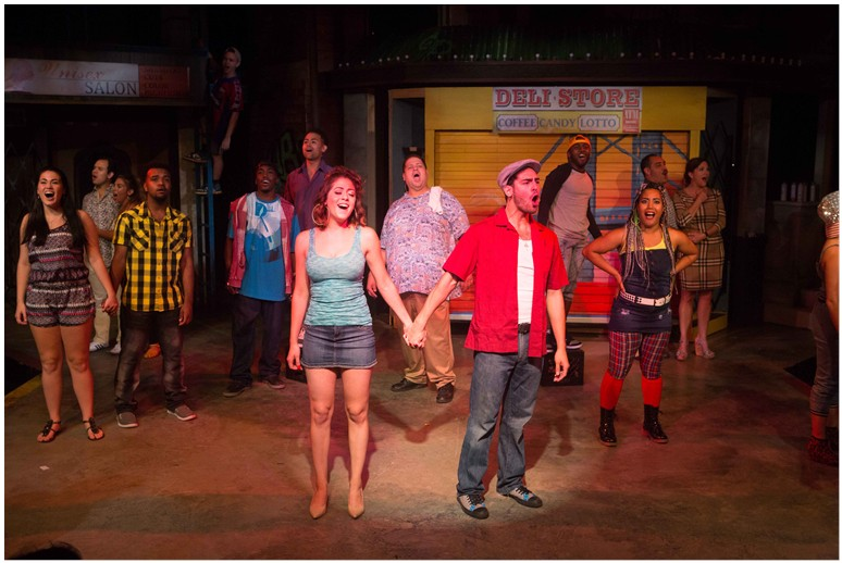 IntheHeights cast