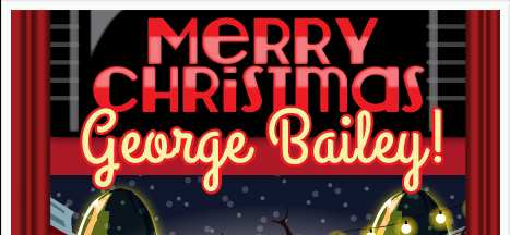 merry christmas george bailey theatre indiana
