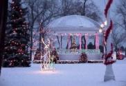 Michigan city indiana festival of lights christmas
