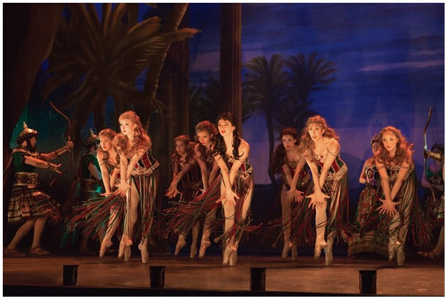 Phantom16 ballet