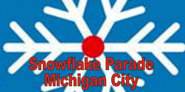 snowflake parade michigan city indiana