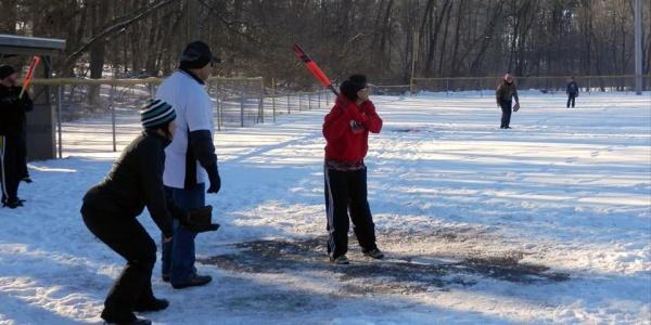 snowball softball laporte winterfest laporte indiana