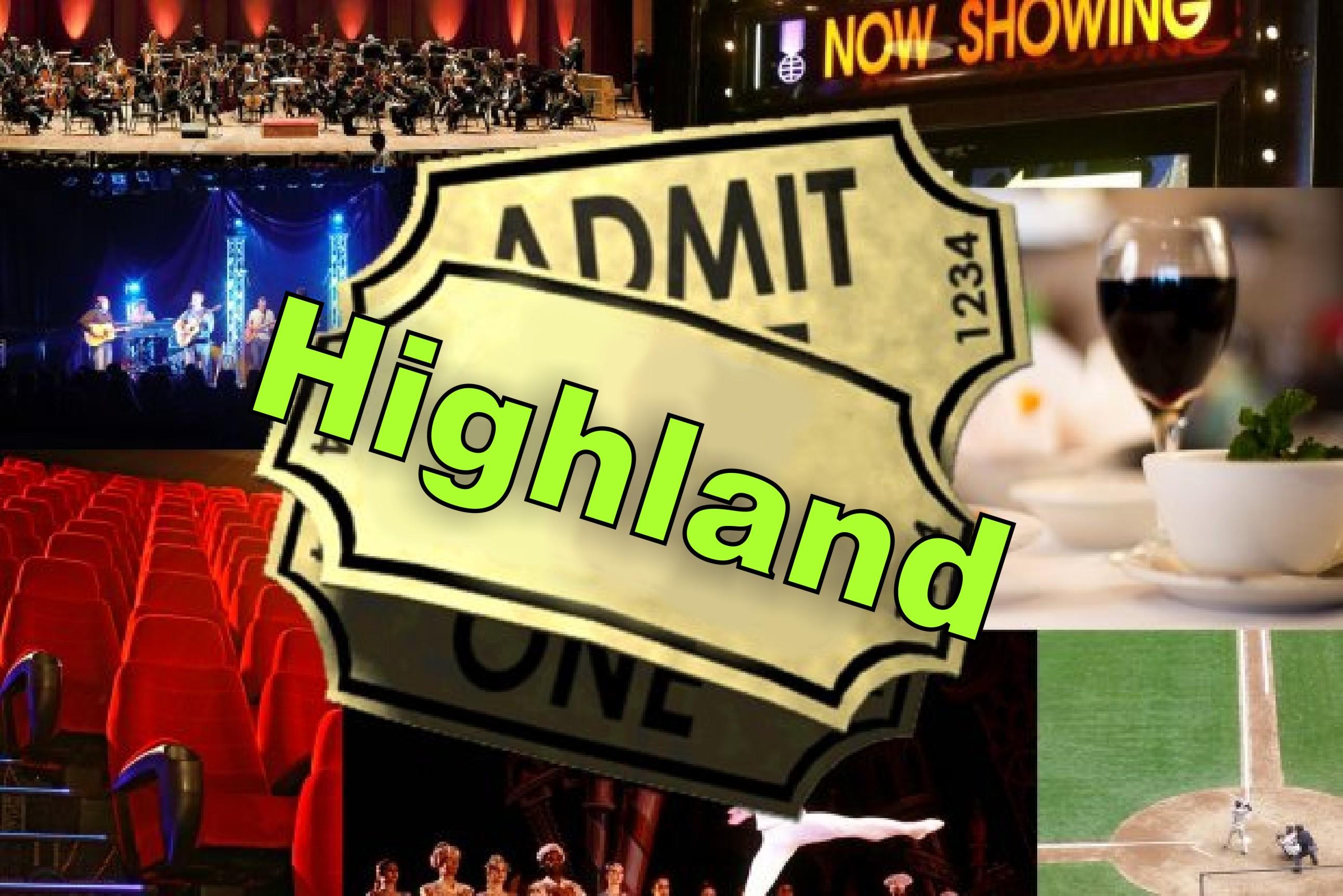 things to do festivals events calendar Highland indiana