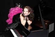 valentines symphony concert with Yana Reznik on piano
