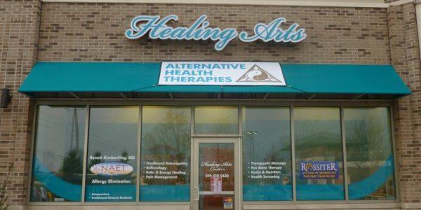 Healing arts center