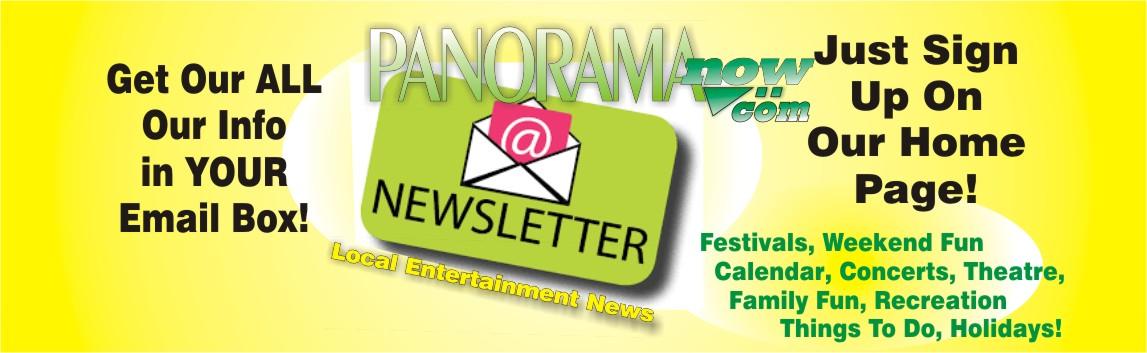 facebook banner sign up for newsletter