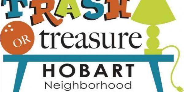 Trash Or Treasure Neighborhood Garage Sale Panoramanow Entertainment News