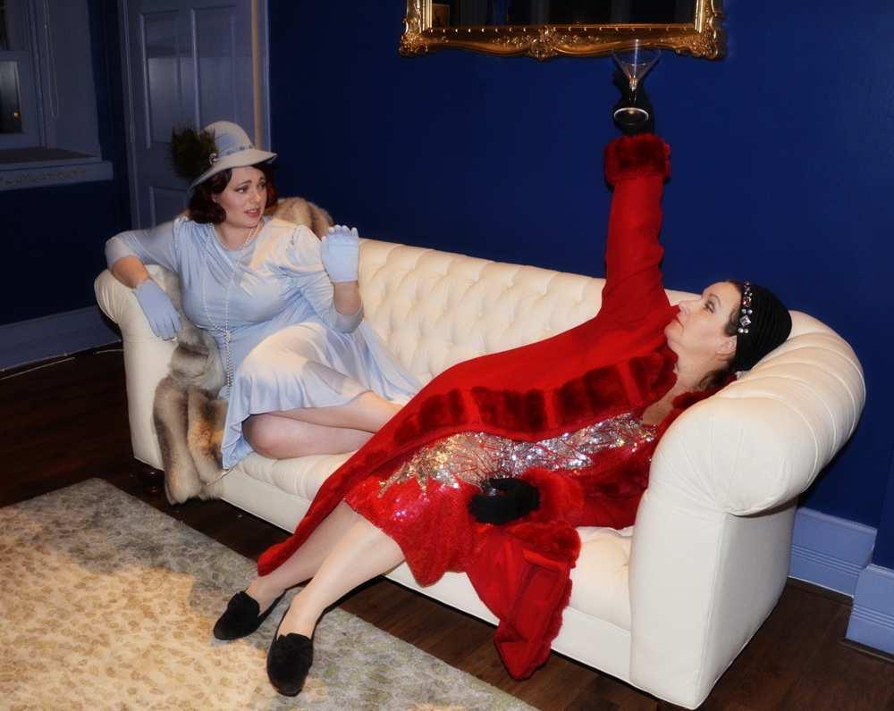 Drowsy Chaperone opera house lisa woodruff hedin bobbie sue kvachkoff