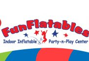 Funflateables Logo w castle