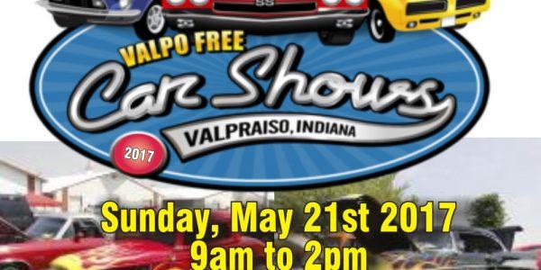 Valpo car show and swap meet